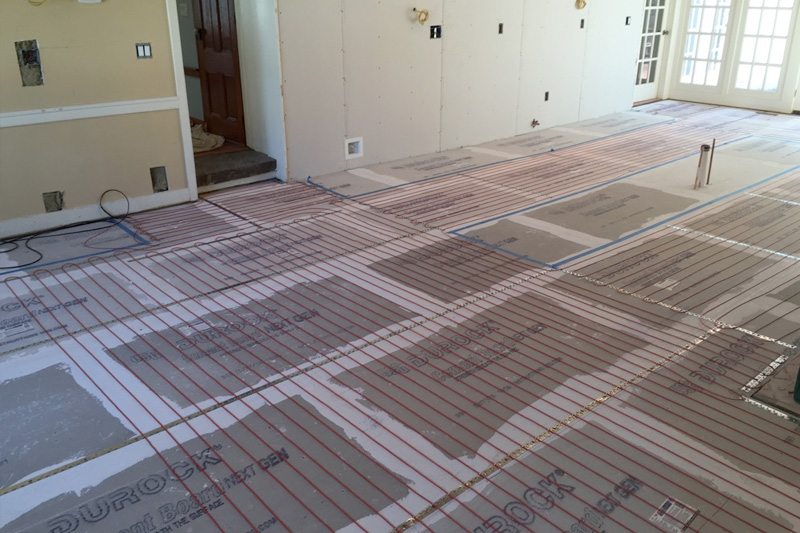 Radiant Heating JWG Electrical Contractor in Long Valley, NJ